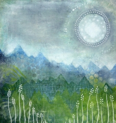 Misty Mountains #2 (SOLD)