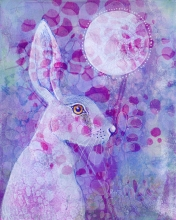 The Purple Hare (SOLD)