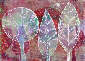 The Red Forest SOLD