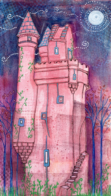 The Enchanted Tower (SOLD)