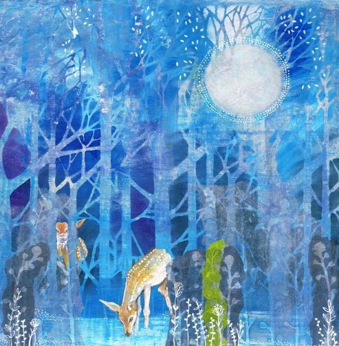 Whither Wander You )SOLD)