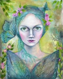 Queen Papillon